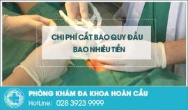 Chi phí cắt bao quy đầu tại TP.HCM