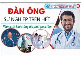 Phòng khám chuyên chữa vô sinh tốt nhất TPHCM
