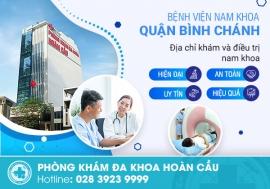 Bệnh viện nam khoa quận Bình Chánh