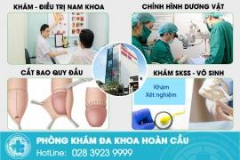 Địa chỉ phòng khám nam khoa Hồ Chí Minh tốt nhất